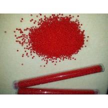 Margele Toho 11/0 TUB 45A Opaque Cherry