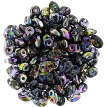 Superduo 95500 Crystal Magic Violet Grey