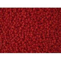 Margele Toho 8/0 0045F Opaque Frosted Pepper Red