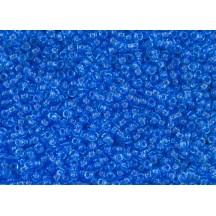 Margele Toho 15/0 0003B Transparent Dark Aquamarine