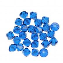 Preciosa 3 mm Capri Blue