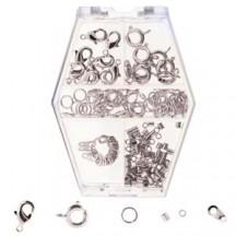 Set Accesorii Argintii