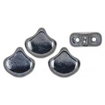 Margele Ginkgo L23980 Hematite