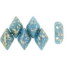 GemDuo S23C630630 Silver Splash-Blue Turquoaise