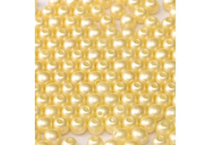 Margele Rotunde 2mm 02010/25039 Pastel Cream