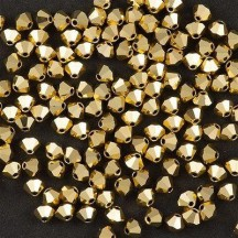 Preciosa 4mm Crystal Aurum Full