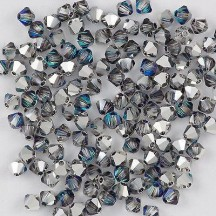 Preciosa 4mm Crystal Bermuda Blue