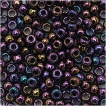 Toho 3/0 85 Metallic Iris Purple