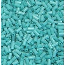 Toho bugle 3mm 0055 Opaque Turquoise