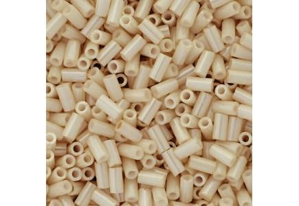 Toho bugle 3mm 123 Opaque Lustered Lt Beige