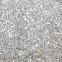 Delica 10/0 DB100051 Crystal AB