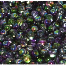 Margele Rotunde 3mm 00030/95000 Crystal Magic Orchid
