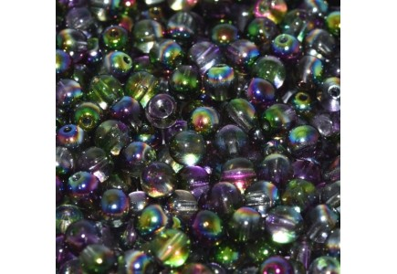 Margele Rotunde 4mm 00030/95000 Crystal Magic Orchid