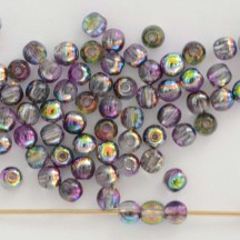 Margele Rotunde 3mm 00030/95500 Crystal Magic Purple