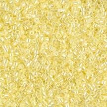 Margele de nisip Miyuki 11/0  0514D Ceylon Lemon Ice