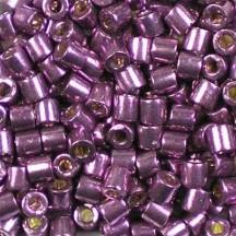 Delica 11/0 DB1850 Duracoat Galvanized Eggplant