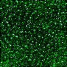 Margele Toho 6/0 7B Transparent Grass Green