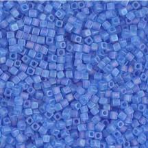 Miyuki Cube 1.8mm 0150FR Matte Sapphire AB