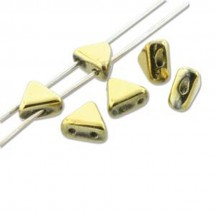 Margele Kheops Par Puca 6x6mm 00030/26440 Full Dorado
