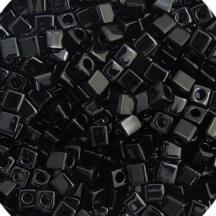 Miyuki Cube 4mm 0401 Black