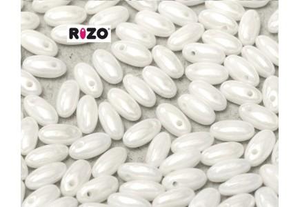 Rizo 03000/20600 Chalk White Shimmer
