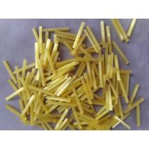 Preciosa Bugle 32001/85011 20mm Yellow