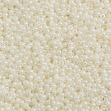 Margele de nisip Preciosa Ornela 10/0 Ivory Pearl 19001/47102