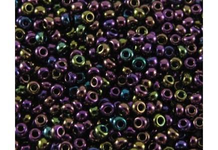 Margele de nisip Preciosa Ornela 6/0 19001/59195 Metallic Iris Purple