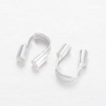 Wire guardian argintiu 4x5mm
