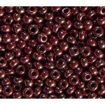 Margele de nisip Preciosa Ornela 10/0 19001/98300 Chocolate Lustered