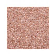 Margele Toho 15/0 0011 Transparent Rosaline