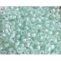 Margele Toho 8/0 1065 Inside Color Crystal Mint