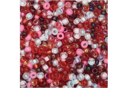 Margele de nisip Miyuki 6/0 MIX05 Strawberry Fields