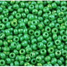 Margele de nisip Preciosa Ornela 10/0 19001/54250 Green AB
