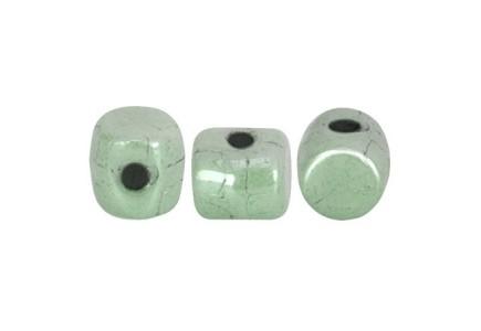 Minos Par Puca 03000/14457 Opaque Light Green Ceramic Look