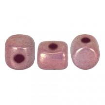Minos Par Puca 03000/14496 Opaque Mix Violet/Gold Ceramic Look