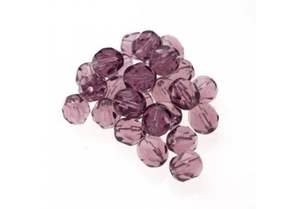 Margele Cehesti Fire-Polish 4mm X20040 Amethyst AB
