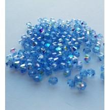 Preciosa 3 mm Light Sapphire AB