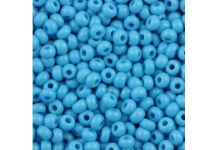 Margele De Nisip Preciosa Ornela 13/0 19001/63050 Opaque Blue