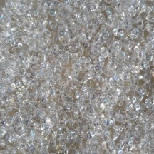 Superduo Crystal Ab X00030