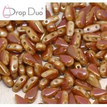 DropDuo 29123/03000 Chalk White Full Apricot Medium