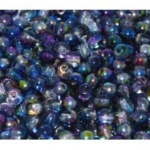 Margele Rotunde 4mm 95100/00030 Crystal Magic Blue