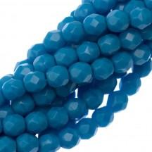Margele Cehesti Fire-Polish 63050 Opaque Light Blue