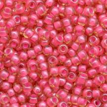Margele de nisip Preciosa Ornela 10/0 19001/11028 Colour Inside Pink