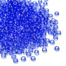Margele de nisip Preciosa Ornela 10/0 19001/30050 Transparent Sapphire