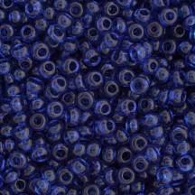 Margele de nisip Preciosa Ornela 10/0 19001/30080 Transparent Cobalt