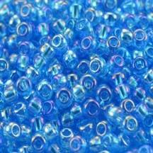 Margele de nisip Preciosa Ornela 8/0 19001/61030 Transparent Light Blue AB