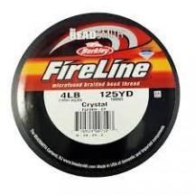 Fireline Crystal 4lb 125YD