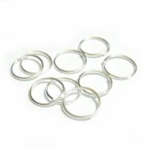 Zale Argintii 8 mm