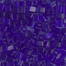 Miyuki Cube 1.8mm 0151 Transparent Cobalt
